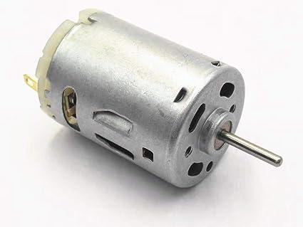XJS DC 12V 6000 RPM Small Motor High Speed Motor for DIY Hobby Toy