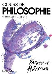 Cours de philosophie terminale L/ES/S, tome 1. Livre de l'élève
