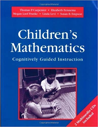 Book Children's Mathematics: Cognitively Guided Instruction by Thomas P Carpenter (1999-03-17)