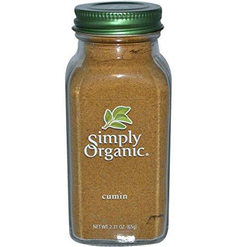 Simply Organic, Cumin, 2.31 oz (65 g)(pack of 3)