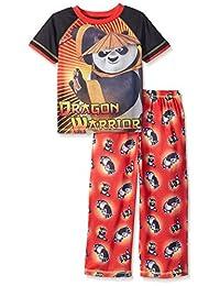 Komar Kids Boys' Kung Fu Panda 2 Piece Pant Set