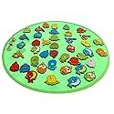 Fenteer メモリゲームおもちゃ 子供 教育玩具 魚の色 メモリゲーム玩具 海洋動物 脳鍛え 記憶力ゲーム おもちゃセットの商品画像
