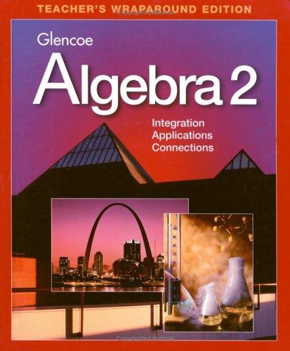 Algebra 2 Teacher Wraparound Editon