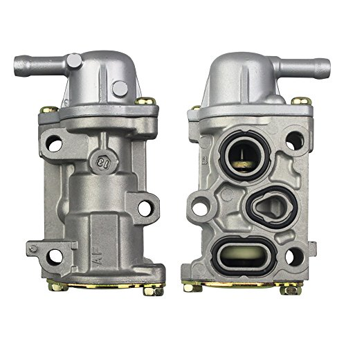FOLCONROAD IACV Idle Air Control Bypass Valve Assy FITV IK7 for Honda Accord CRV Prelude [US ()