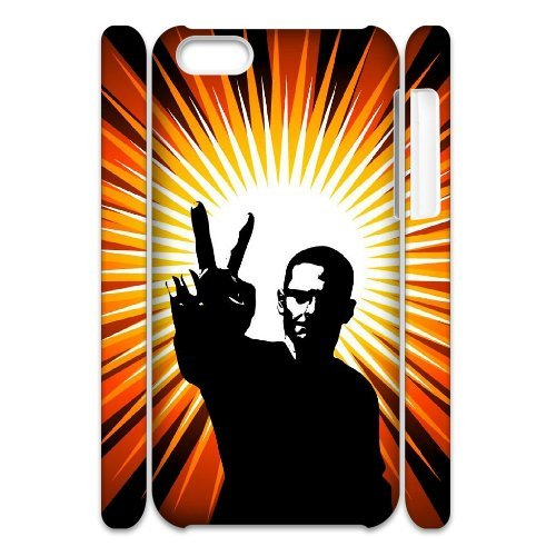 SYYCH Phone case Of Fashion Design Hand Gesture 1 Cover Case For Iphone 5C