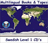 FSI Swedish Course : Multilingual Books Language Course, FSI Staff, 1582141371