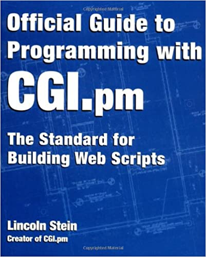 Cgi Programming With Perl 2nd Edition Pdf