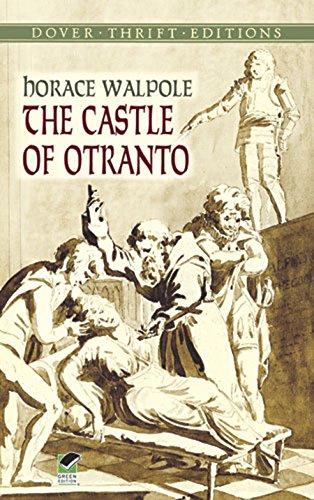 book cover of The Castle of Otranto