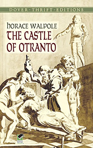 Amazon Com The Castle Of Otranto Dover Thrift Editions