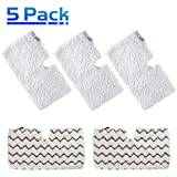 X Home Steam Mop Microfiber Cleaning Pads Replacement for Shark Steam Pocket Mops