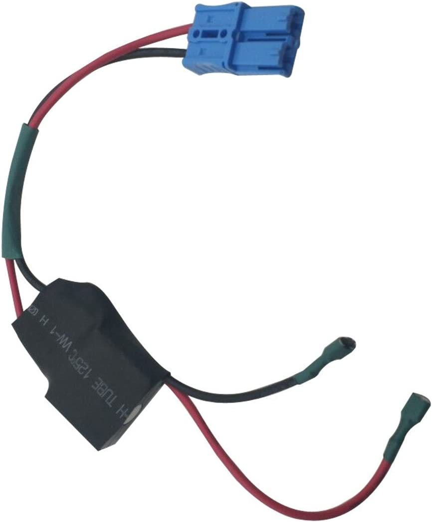 Amazon.com: weelye Children's Electric Car Battery Connectoy Wiring  Harnness, for Kids Trax Fuse Replacement Parts: Toys & GamesAmazon.com