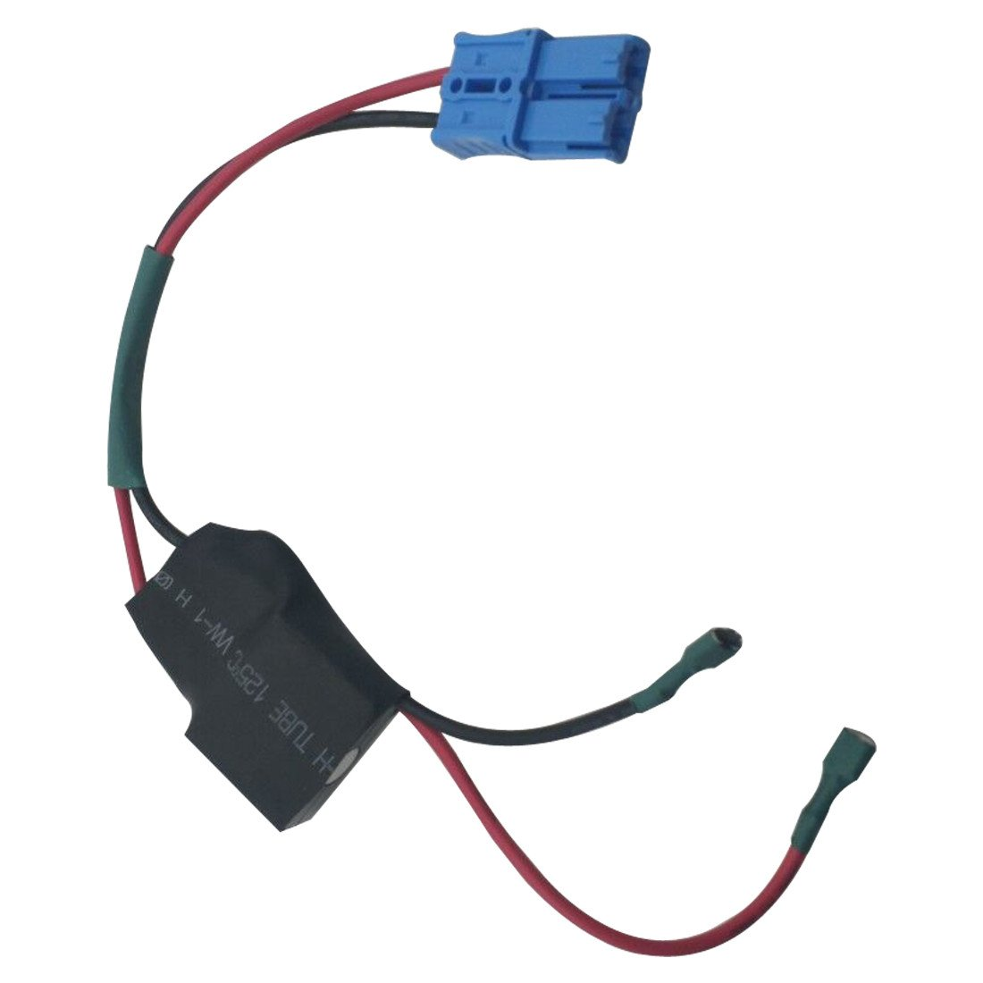 weelye Children's Electric Car Battery Connectoy Wiring Harnness, for Kids Trax Fuse Replacement Parts