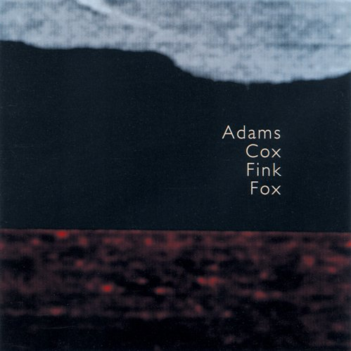 Cover of Adams/Cox/Fink/Fox