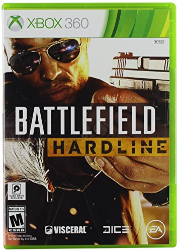 Battlefield Hardline - Xbox 360 (Xbox 360 Art Of War Controller)