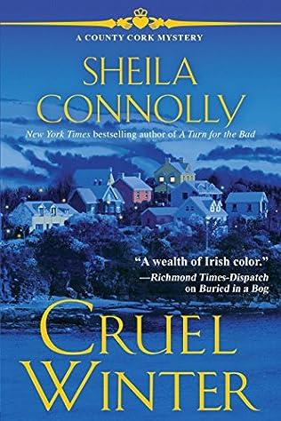 book cover of Cruel Winter