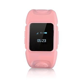 Excelvan – huppy Niños Smartwatch 2 G GSM Nano tarjeta de Sim GPS ...