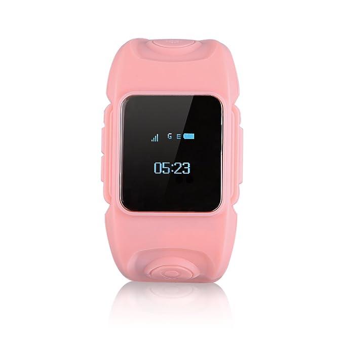 Excelvan - huppy Niños Smartwatch 2 G GSM Nano tarjeta de ...