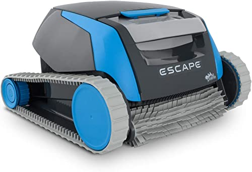 Dolphin-Escape-Robotic-Above-Ground-Pool-Cleaner