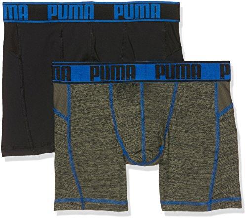 Homme lot Bleu Sport olive Blue 2 vêtement Puma Sous De vqOCOIw