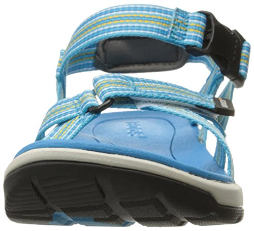 Multi Blue Sky Athletic Bogs Rio Sandal Womens Stripes Bogs Womens g0gq8az