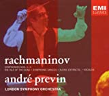 Rachmaninov: Symphonies Nos. 1-3 / The Isle of the Dead / Symphonic Dances / Vocalise, Opp. 13,14,27,29,44,45 / Aleko (extracts)