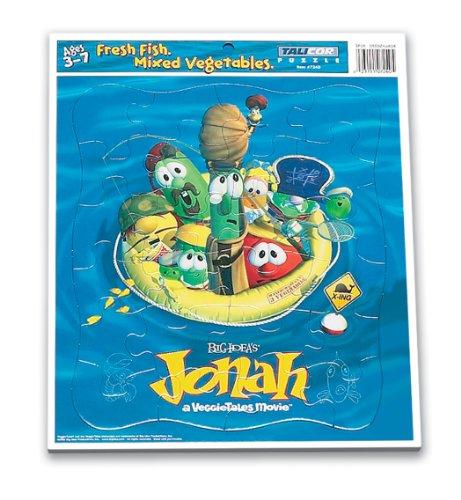 (Veggietales Jonah Inlaid Puzzle)