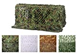 Chiglia Camouflage Netting Camo Net Sunscreen Nets Woodland 5ftx13ft