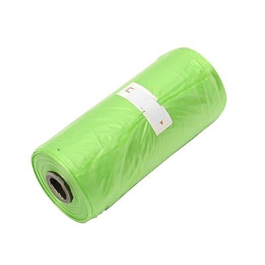 Xinanlongjb Solit Color 10 Rolls Pet Poop Bolsas de Basura ...