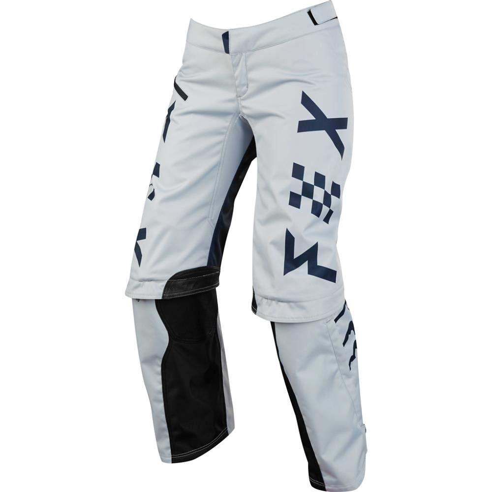 2018 Fox Racing Womens Switch Pants-Grey//Orange-8
