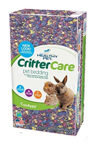 Critter Care Confetti Paper Bedding ()