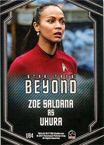 Star Trek Beyond Ub4 Zoe Saldana As Uhura Uniform Pin Chase