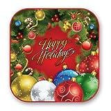 Holiday Wreath 7 Plate 8 Ct,Axiom International,73724