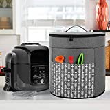 Yarwo Pressure Cooker Cover Compatible with Ninja