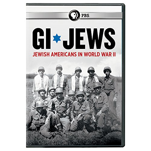 GI Jews: Jewish Americans in World War II DVD by PBS Home Video