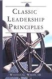 Classic Leadership Principles, Whitson G. Waldo, 1592990452