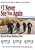 Por Si No Te Vuelvo a Ver (If I Never See You Again)