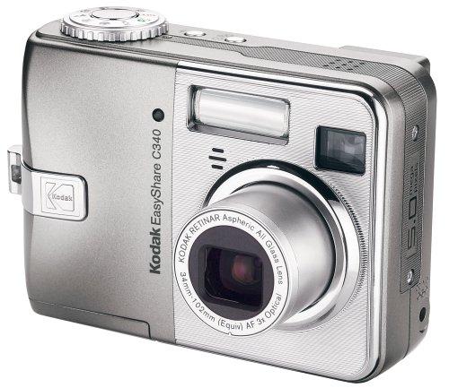 5 MP Digital Camera with 3xOptical Zoom (OLD MODEL) (Kodak Web Video Camera)