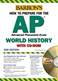 Barron's How to Prepare for the AP: World History, John McCannon, 0764178792