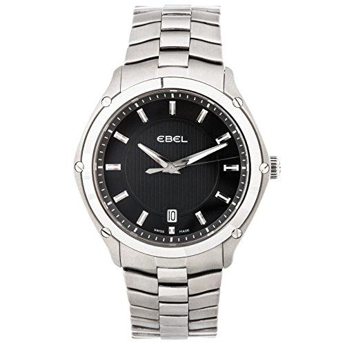 Ebel Sport Classic quartz mens Watch 1216018 (Certified Pre-owned)