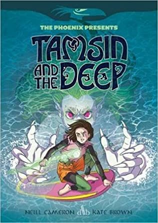 book cover of Tamsin and the Deep