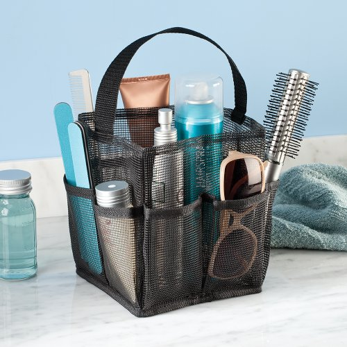 Dorm Bathroom Caddy: InterDesign Una Bathroom Shower Caddy Tote For Shampoo