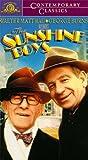 The Sunshine Boys [VHS]