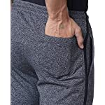 WAKE UP COMPETITION Men's Regular Fit Trackpants
