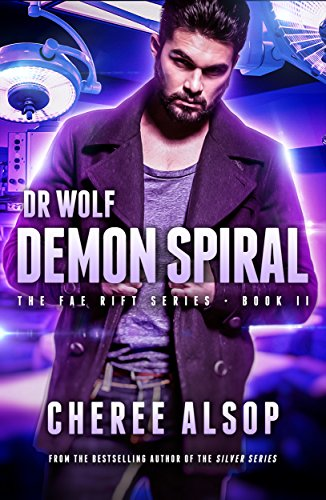 Wolf Rift Book Demon Spiral ebook product image