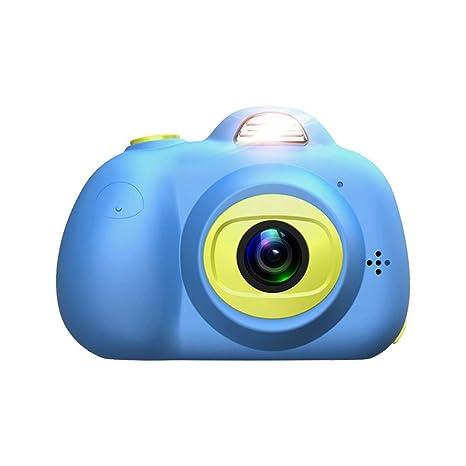 Richgv - Cámara de vídeo para niños (Pantalla HD de 2, Juguete