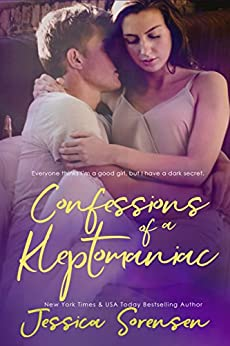 Confessions of a Kleptomaniac (Rebels & Misfits) by [Sorensen, Jessica]