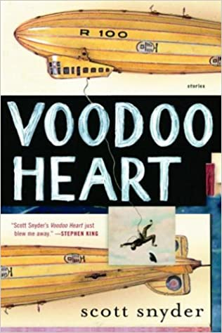 Voodoo Heart, Snyder, Scott