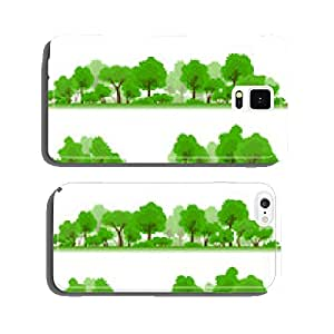 Forest. Samples 1. cell phone cover case Samsung S6