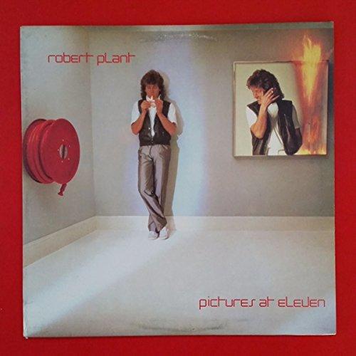 ROBERT PLANT Pictures At Eleven LP Vinyl VG+ Sleeve 1982 SS 8512 Sterling Led Z (Robert Plant Pictures At Eleven)