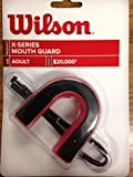 Wilson X-Series Mouth Guard Adult 6-Pack
